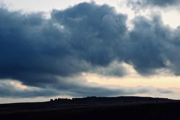 Long Causeway clouds, 13/11/19