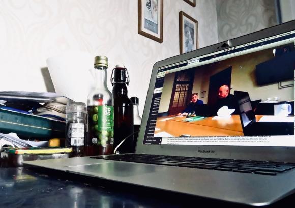 Online meeting, 8/11/19