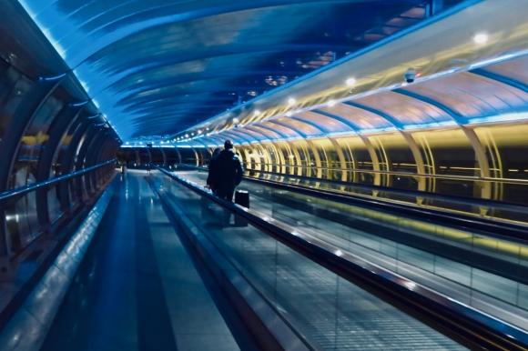 Arrivals tube, 30/11/19