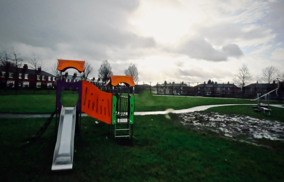 December playground, 14/12/19