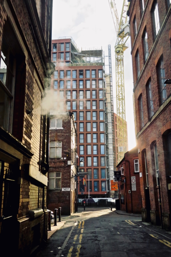 Abingdon Street, reopened, 20/1/20