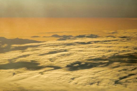 Snowdonia cloudscape, 23/1/20