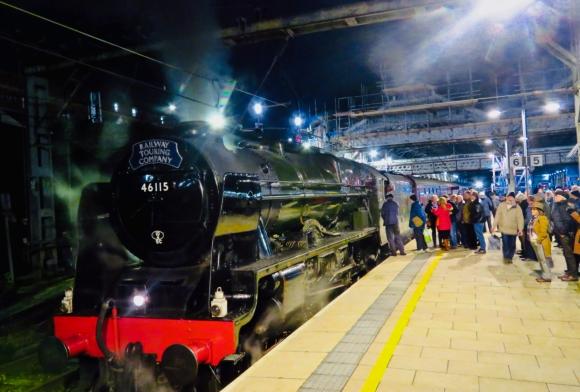 Scots Guardsman loco, 8/2/20