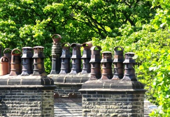 Chimney pots, 5/5/20