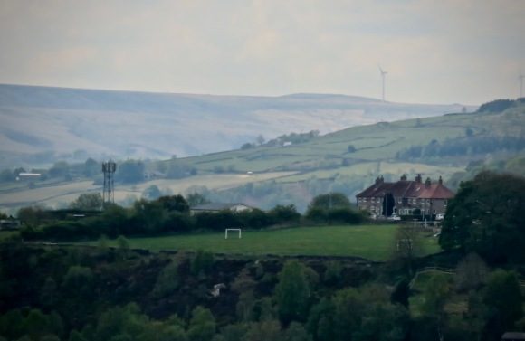 Heptonstall football pitch, 3/5/20