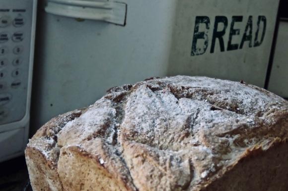 Rye bread, 2/5/20