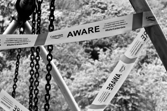 Wrapped swings, 7/5/20
