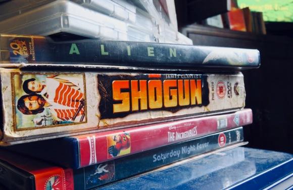 Alien Shogun, 3/6/20