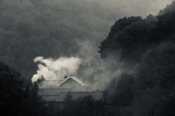 Bonfire smoke, 3/7/20