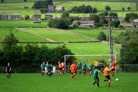 Oxenhope Recreation, 8/8/20