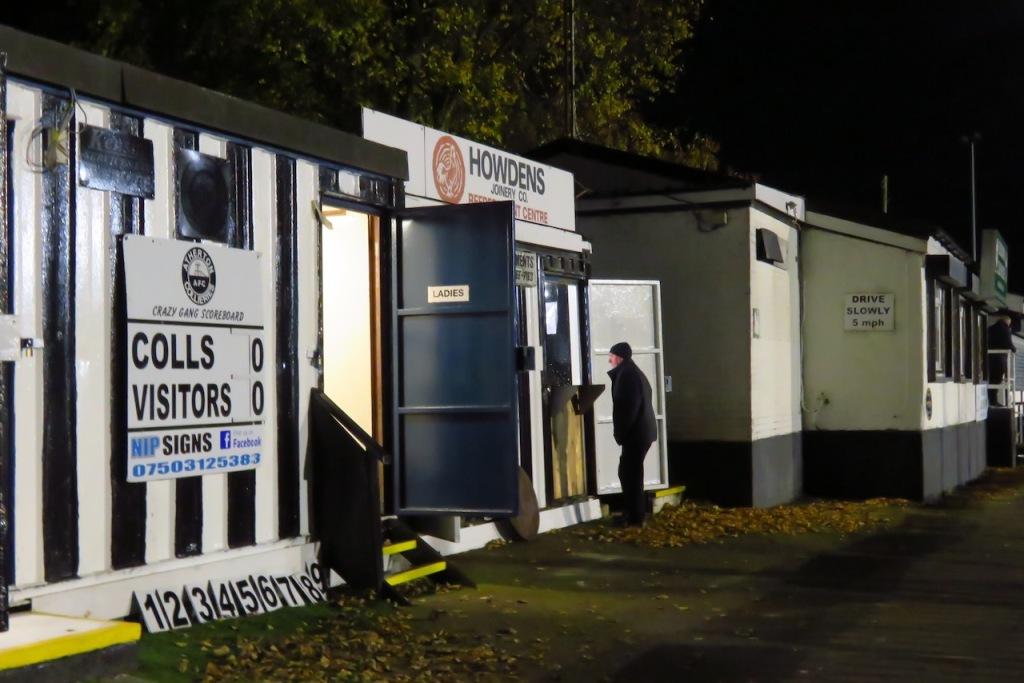 Atherton Collieries FC, 20/10/20