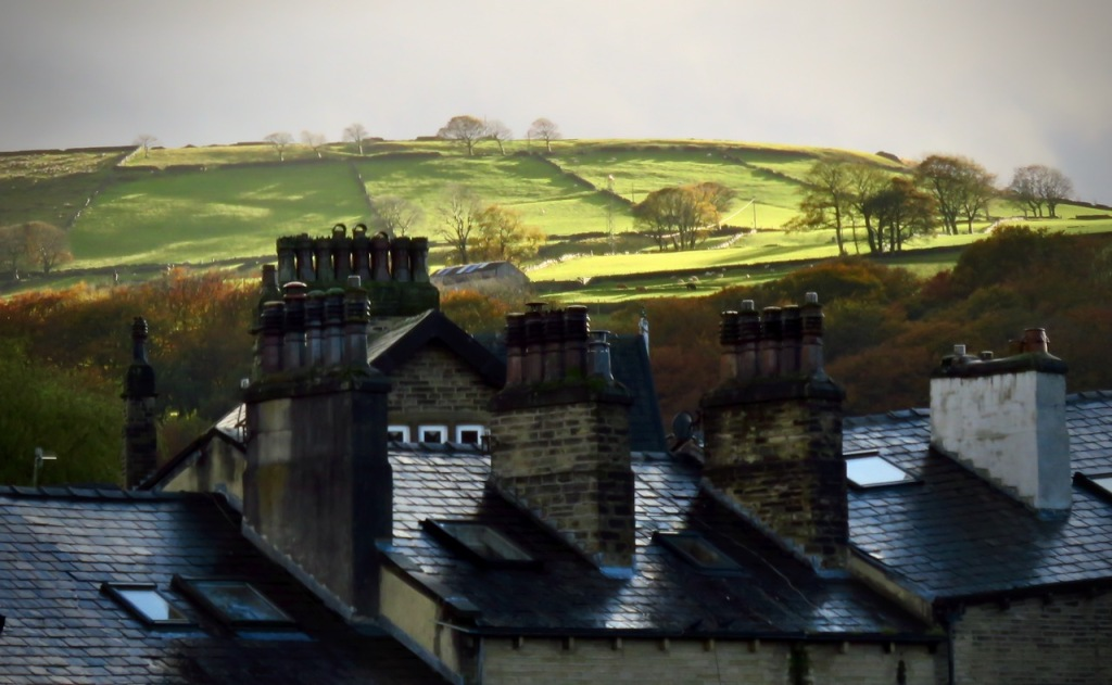 Rooves and hills, 23/10/20
