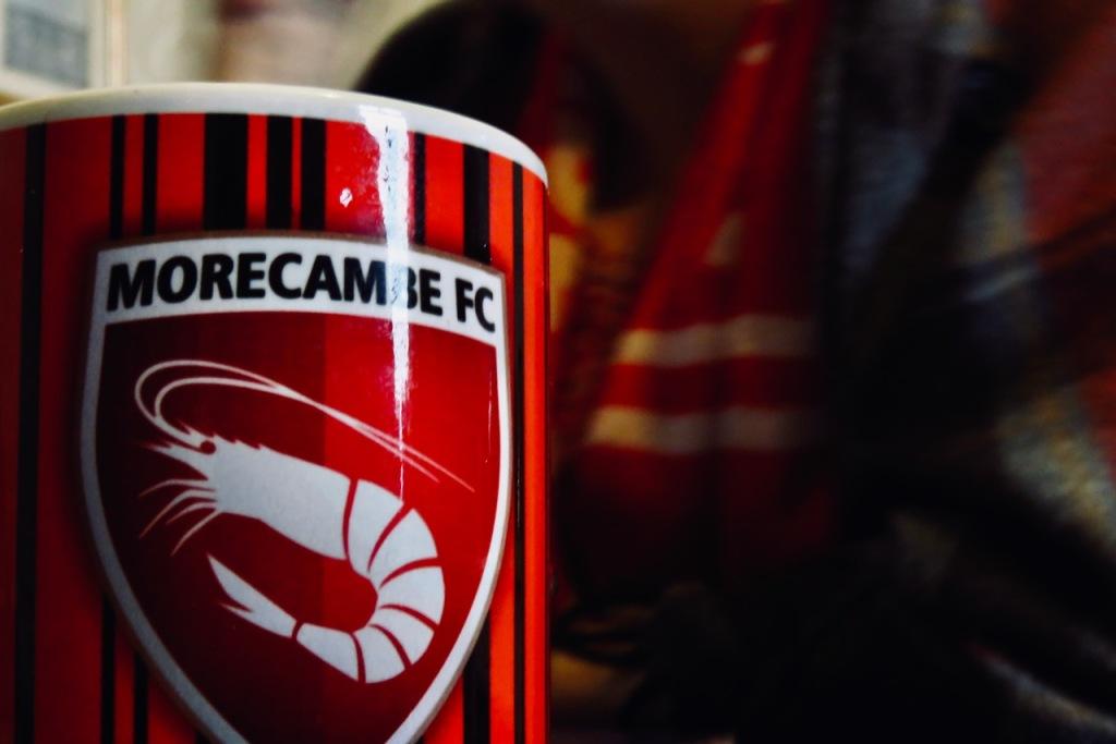 Morecambe mug, 28/11/20