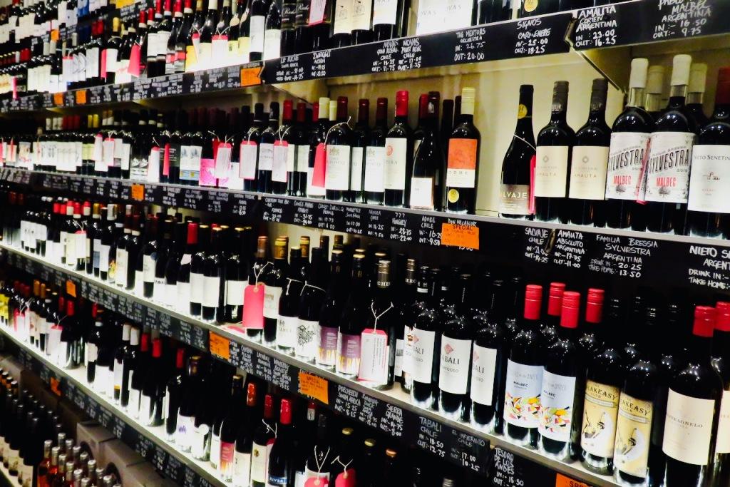 Wine and more wine, 22/1/21