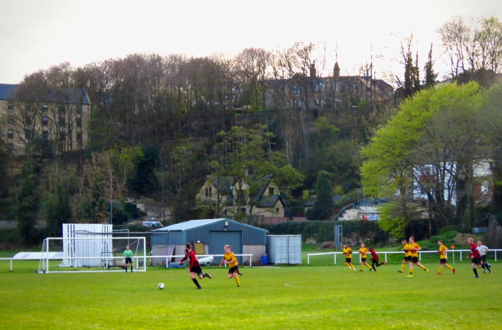 Brighouse Sports FC, 21/4/21