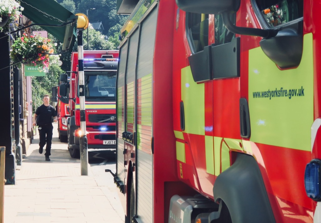 Fire engines, 20/7/21