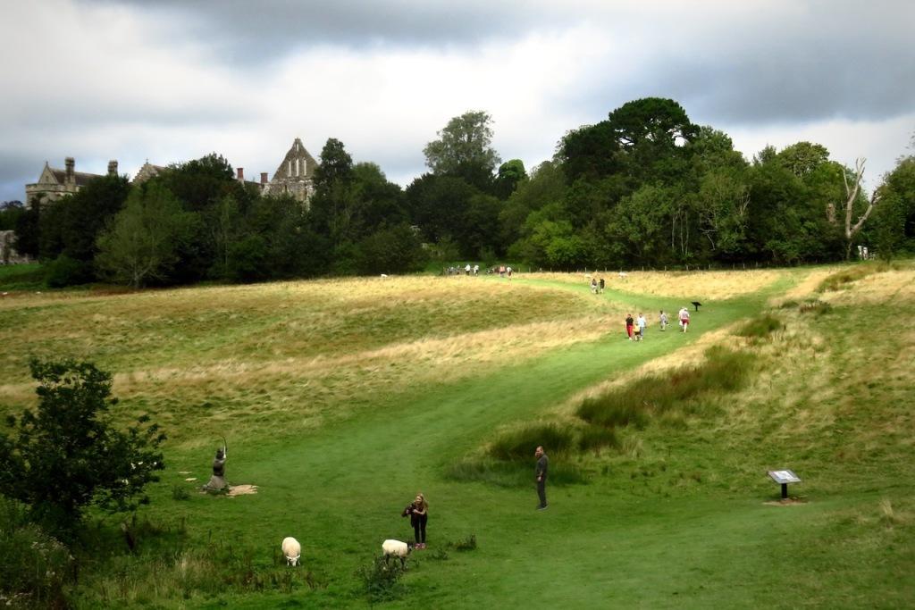 Battle of Hastings field, 22/8/21