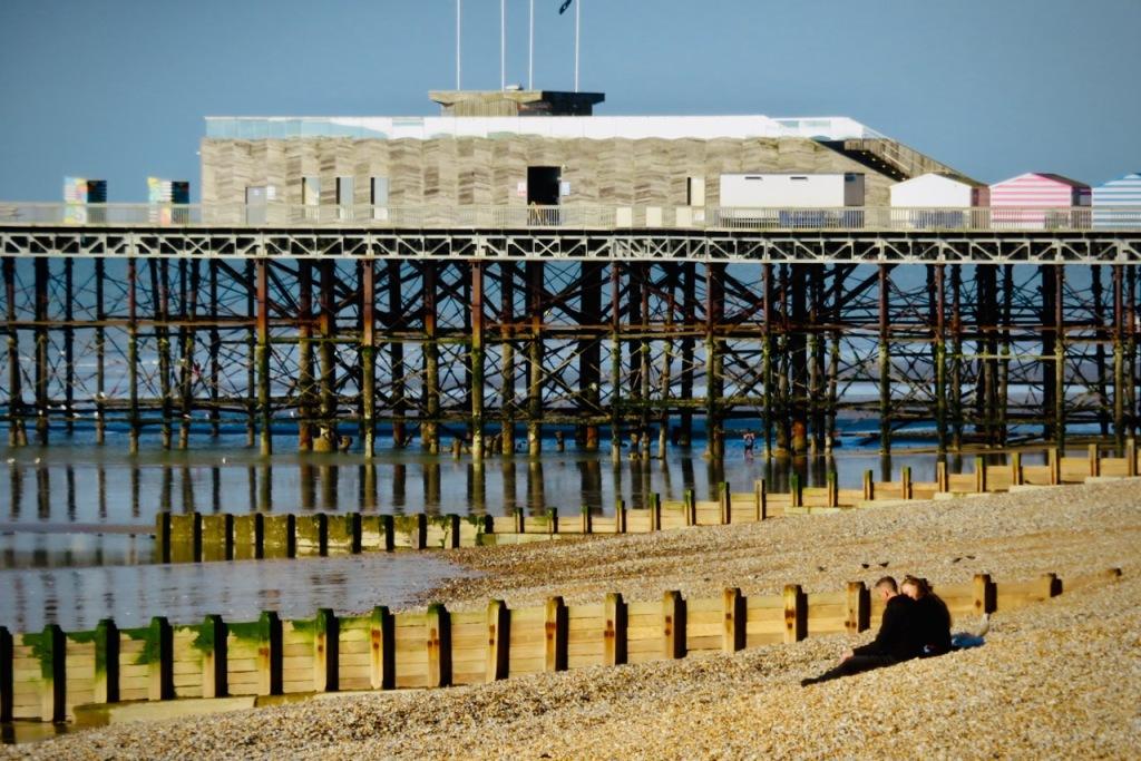 Hastings Pier, 25/8/21