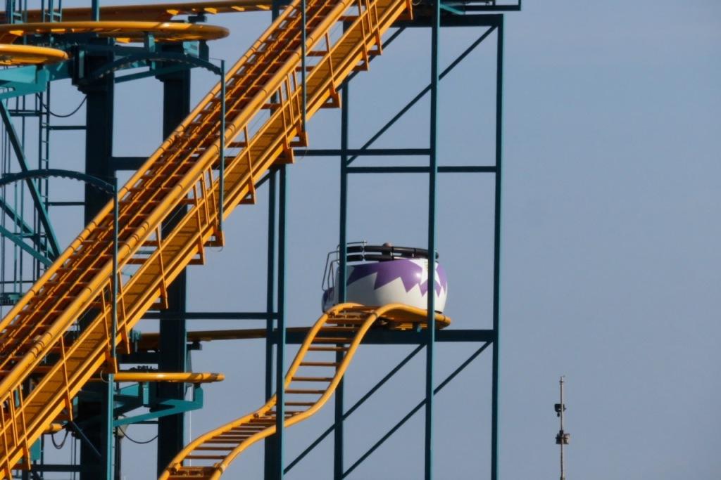 Roller coaster, 24/8/21