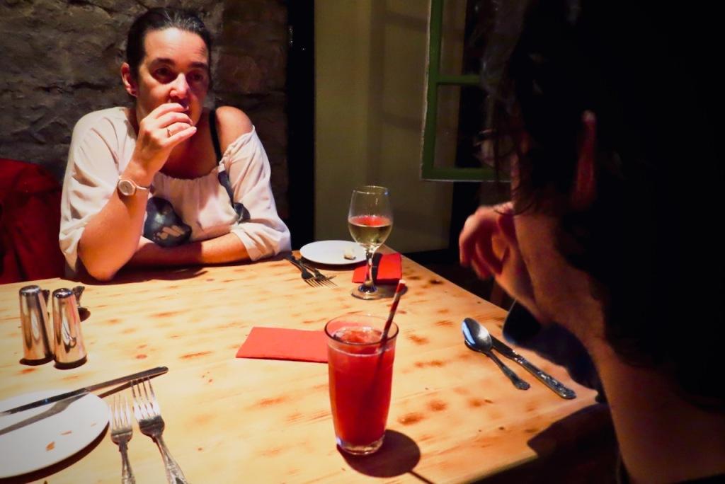 Joe, last supper, 9/9/21