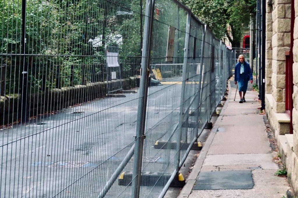 Old Gate fences, 15/9/21