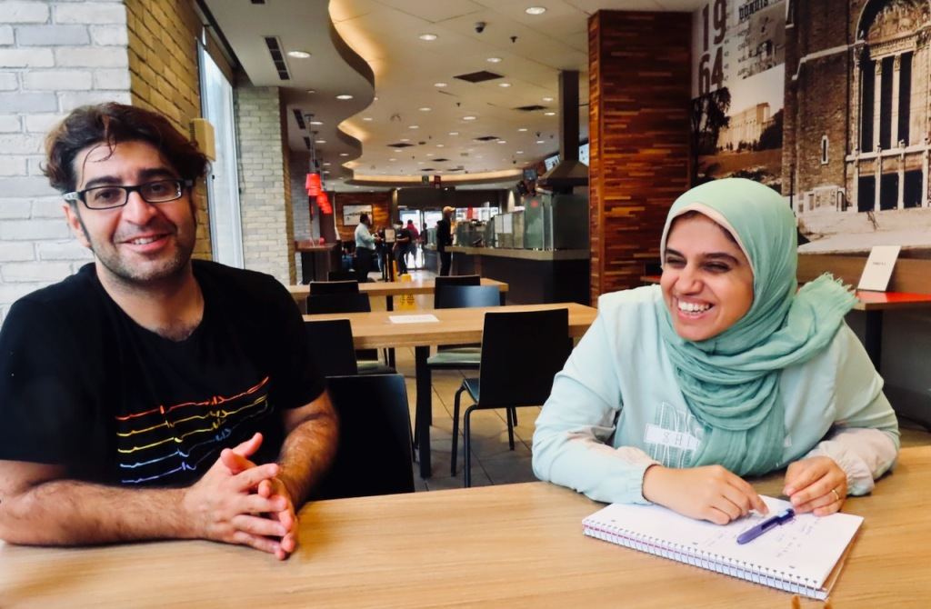 Ahmad and Dina, 12/10/21