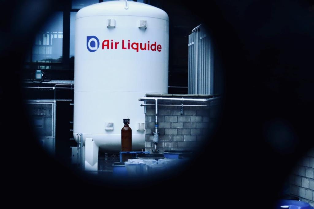 Air Liquide, 22/10/21